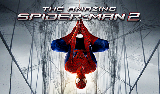Celebrate the Launch of The Amazing Spider-Man 2 at GameStop on April 29th