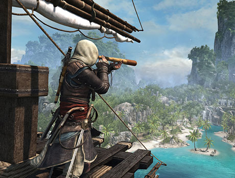 Assassin's Creed®IV Black Flag™ PS4™ Game