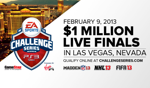EA SPORTS™ Challenge Series for PS3™