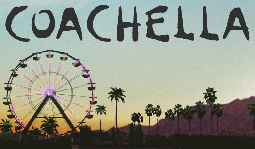 Playstation® Society at Coachella 2012
