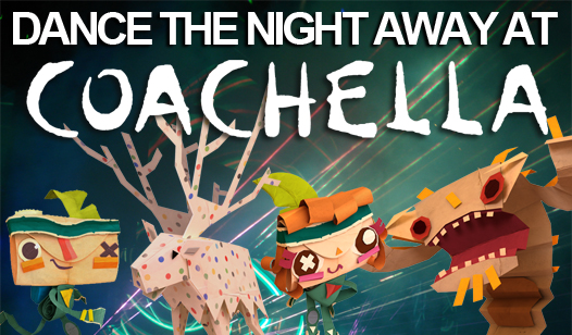 Win Coachella VIP Passes!