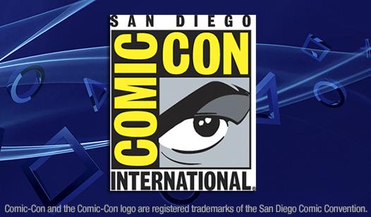 PlayStation® at Comic-Con 2013