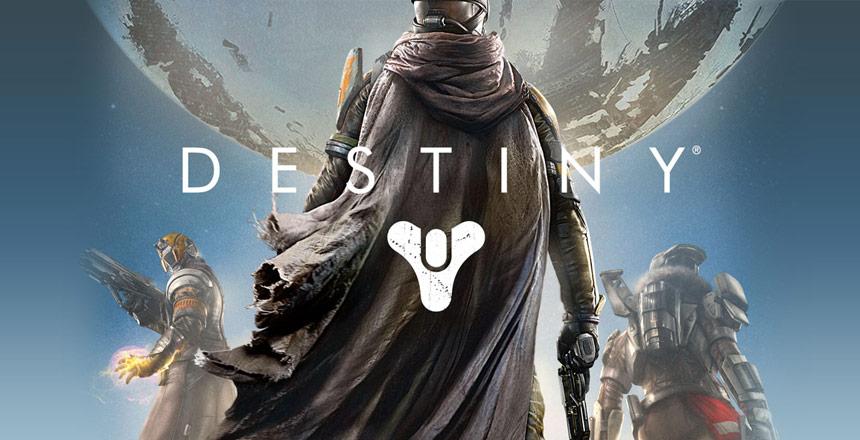 Pre-Order Destiny