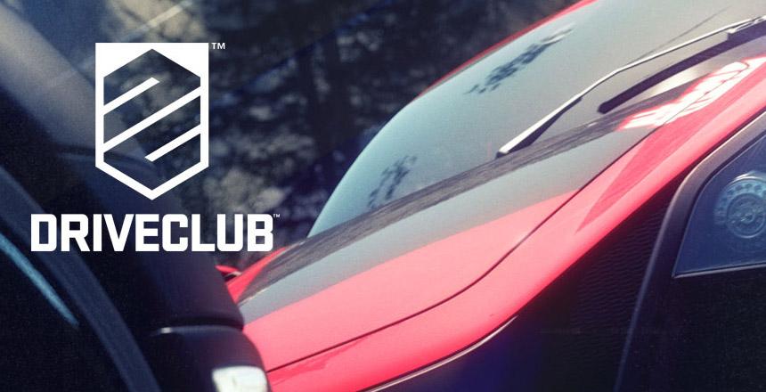 Pre-Order DRIVECLUB™