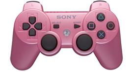 DUALSHOCK®3 - Candy Pink