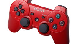 DUALSHOCK®3 - Deep Red