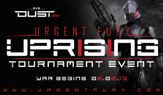 DUST 514® PRIME LEAGUE TOURNAMENT