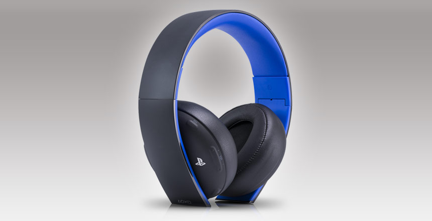Buy PlayStation® Gold Wireless Headset