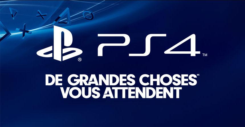 Acheter une PlayStation®4
