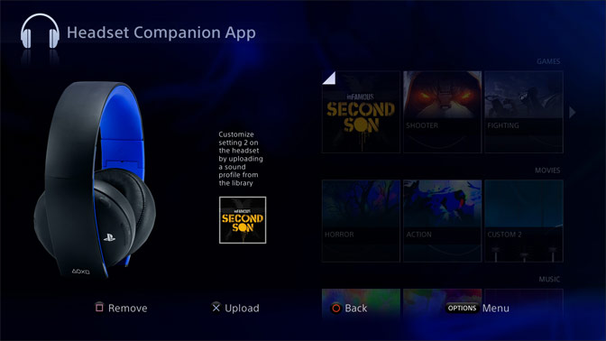 Download Headset Companion App