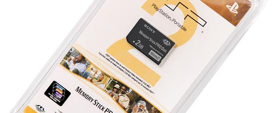 Memory Stick PRO Duo™ (2GB)