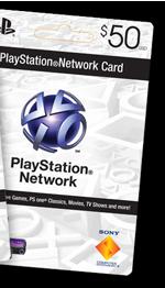 PSN Card $50
