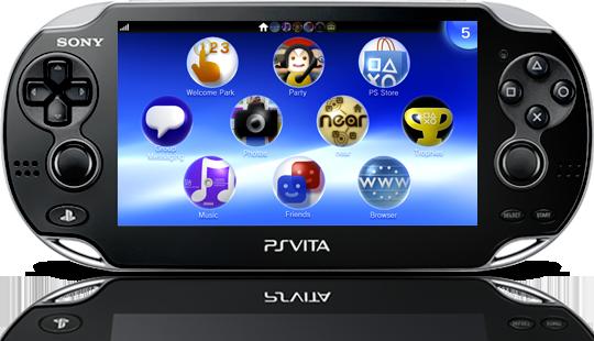PlayStation®Vita 3G/Wi-Fi System