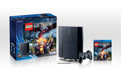 LEGO®: The Hobbit™ PlayStation®3 Bundle