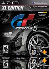 Gran Turismo® 5: XL Edition