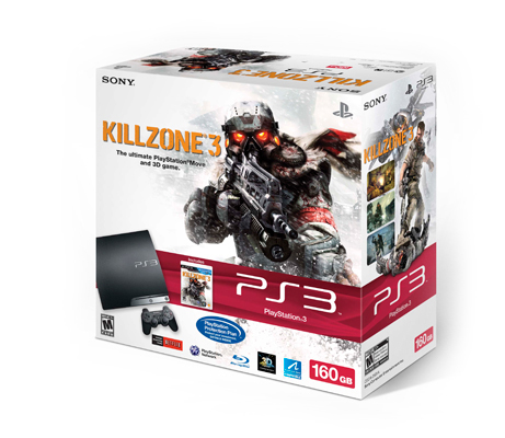 PlayStation®3 Killzone®3 Bundle