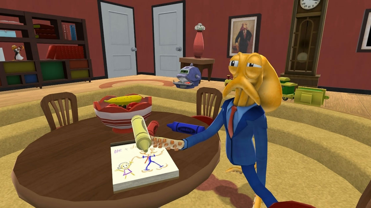 Octodad: Dadliest Catch Single Link Iso Full Version