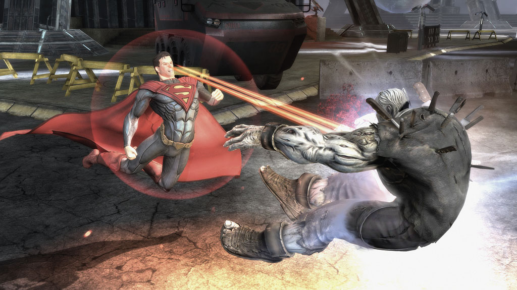 Injustice gods among us ultimate edition game ps4