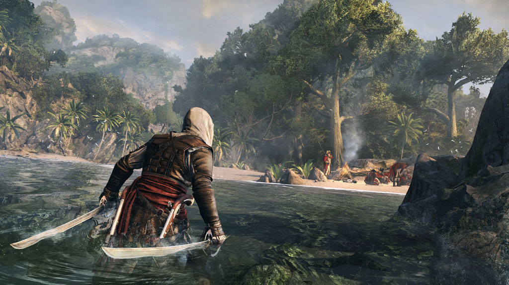 Assassin's Creed®IV Black Flag™ Game | PS4™ - PlayStation®