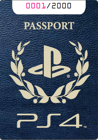 PlayStation®4 Passport