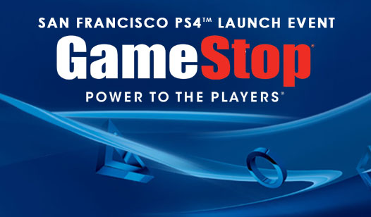 San Francisco PS4™ Launch Event