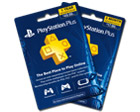 PlayStation®Plus cards