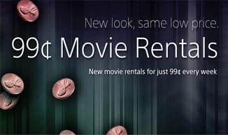 99¢ Movie Rents