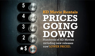 Lower HD Movie Rentals