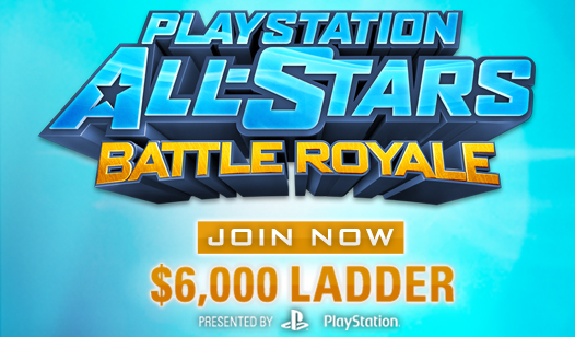 PlayStation® All-Stars: Battle Royale Tournament Announced!