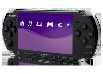 PSP-3000 system
