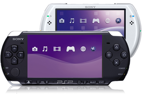 PSP® go and PSP-3000 systems