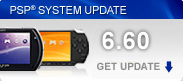 PSP® System Software Update
