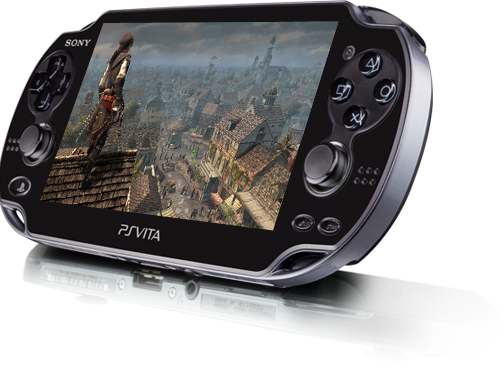 PlayStation®Vita GPS