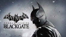 Batman: Arkham Origins Blackgate PS4™ Game