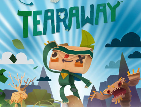 Tearaway™ PS4™ Game