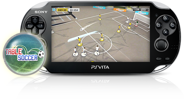PS Vita Table Soccer