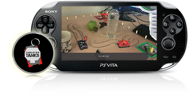 PS Vita Table Top Tanks