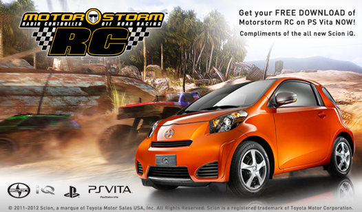 Free Game for PlayStation®Vita!