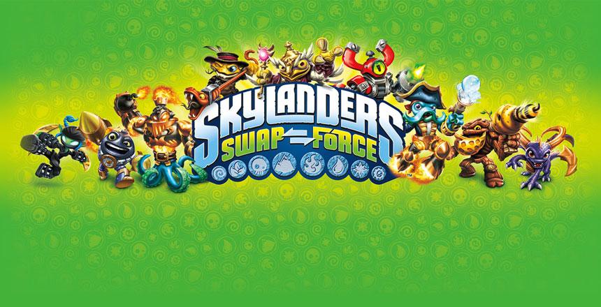 Pre-Order Skylanders SWAP Force