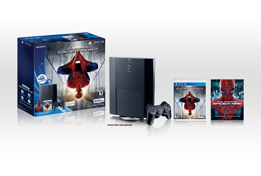 The Amazing Spider-Man 2 PlayStation®3 Bundle