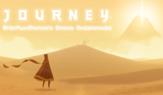 Spring Journey Sweepstakes