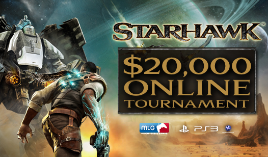Official Starhawk $20,000 Tournament