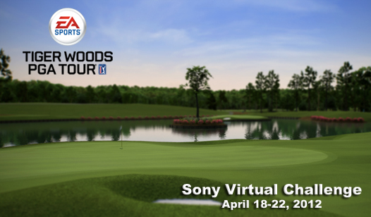 Tiger Woods PGA Tour®13: Sony Virtual Challenge