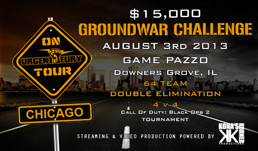 $15K Ground War Challenge