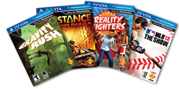 PlayStation®Vita Games™