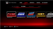 WWE Network - Raw and SmackDown